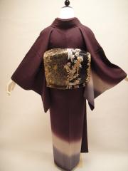 付け下げ訪問着 レンタル 東京 モダン 結婚式